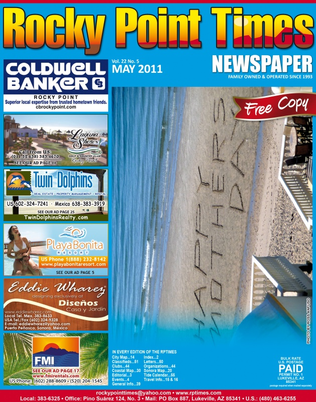 May 2011 Editorial